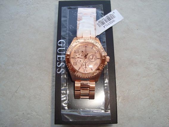 Relógio Guess Feminino Original Dourado - Com Caixa Guess -