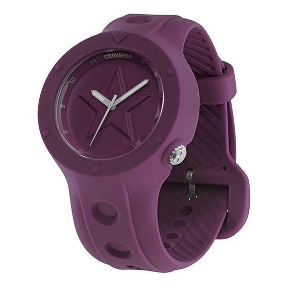 Relógio De Pulso Converse Rookie - Roxo