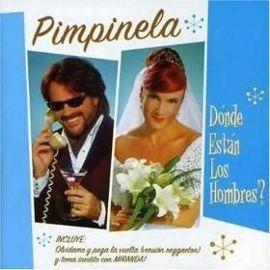 Pimpinela Cd Donde Estan Los Hombres Inc. Tema Con Miranda +
