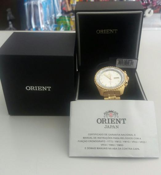 Relógio Orient Gmt Automático Japan