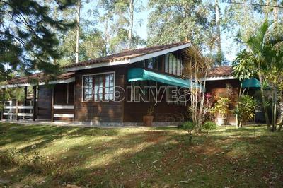Casa Residencial À Venda, Granja Viana, Parque Dom Henrique, Cotia. - Codigo: Ca13521 - Ca13521