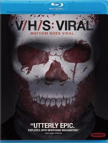 Blu-ray Vhs Viral / V/h/s Las Cronicas Del Miedo 3