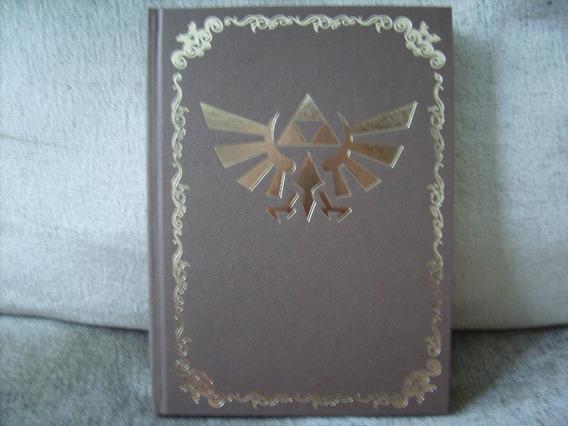 Revista Ed. Colecionador Zelda Twilight Princess Wii
