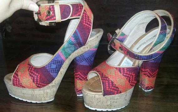 Zapatos-sandalias Luciano Marra