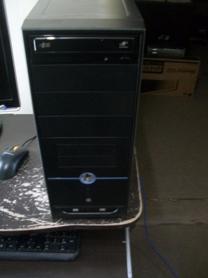 Cpu Athlon Ii 2.8ghz-hd500gb-4 Giga Ram Dvd- Semi Novo