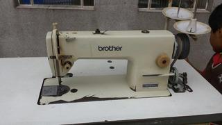 Máquina De Costura Reta Brother Usada