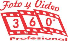 Videofilmaciones Y Fotografía 360° Mejor Precio Hd $2,500