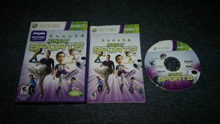 Kinect Sports Completo Para Xbox 360,excelente Titulo.