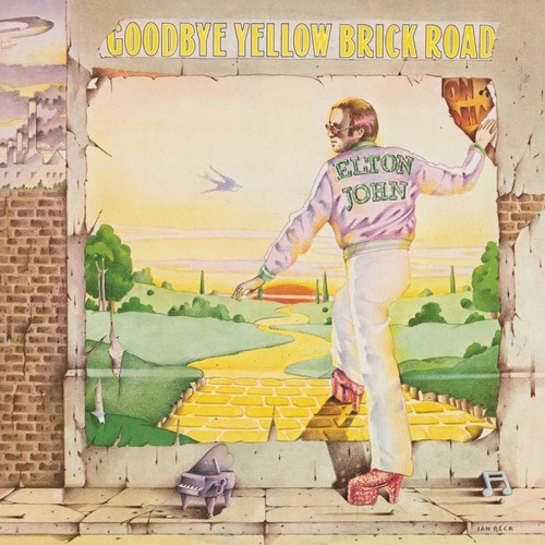 Elton John Goodbye Yellow Brick Road Cd Nuevo Origi.en Stock