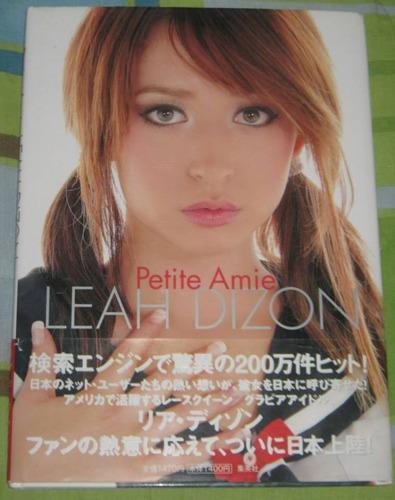 Petite Amie Leah Dizon Fotos Art Japon Modelo Envío Gratis