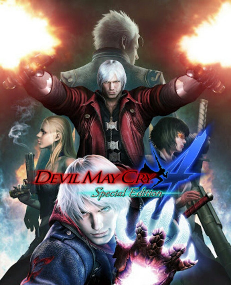 Jogo Mídia Digital Dmc4 E Resident Evil Revelations 2 Ps4