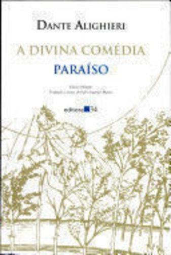 Livro A Divina Comédia Paraíso Dante Alighieri + Frete 17,90