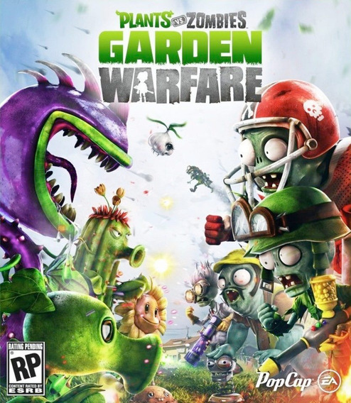 Plants Vs Zombies Garden Warfare Ea Origin Pc Cd Key