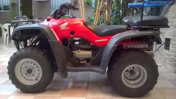 Honda Ranger Trx 350