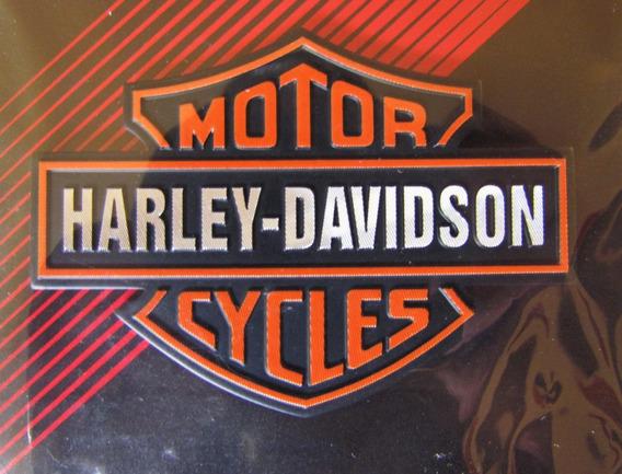 Adesivo De Metal Bar & Shields Harley Davidson