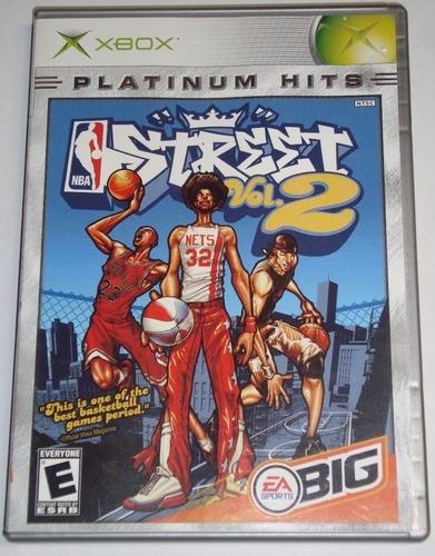 Juego Original Street 2 Xbox Disco Usado Ntsc Consola Oferta