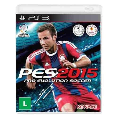 Pro Evolution Soccer 2015 - Código Psn.