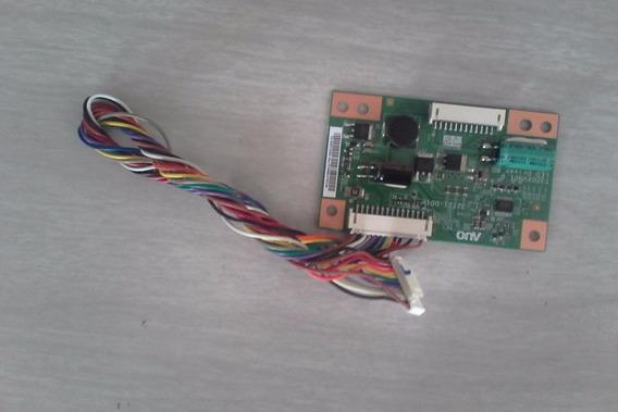 Placa T-con Com Cabo Do Conector Tv Aoc Mod.led32w156