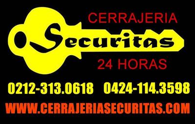 Cerrajero A Domicilio 24 Horas - Caracas.