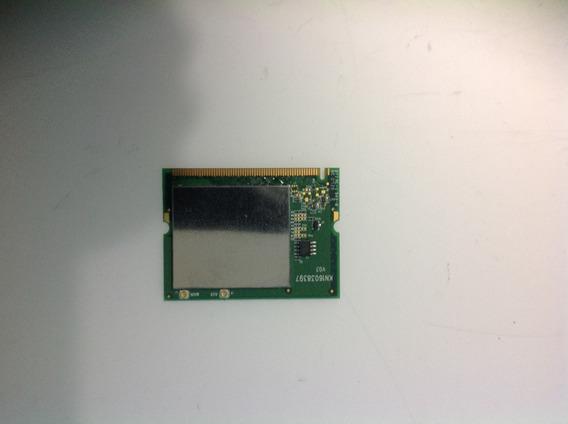 Placa Wireless Wi-fi Pci Notebook Itautec W7635