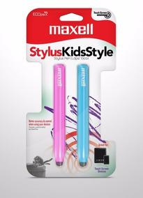 Caneta P/tablet E Celular Maxell Stylus Kids Style Ks-320