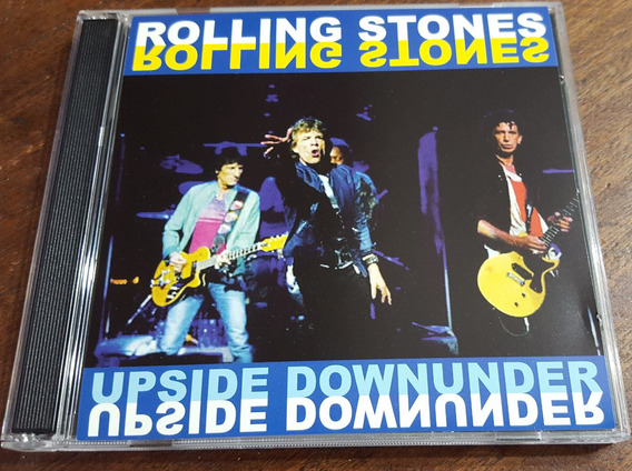 The Rolling Stones - Upside Downunder 2cd Sydney 2003