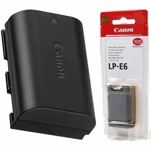 Bateria Lp-e6 Canon Eos 5d Mark Ii 5d Mark Iii 60d 70d 6d