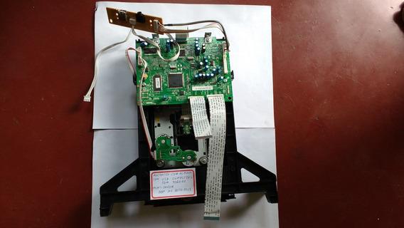 Gabinete Completo C Placas - Mini Sistem Toshiba Ms 8050 Mus
