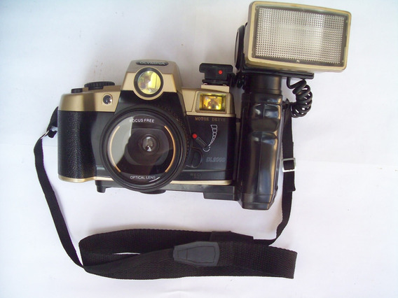 Cámara Fotografica Olympia Dl2000 (usada)