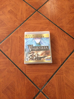 Juego Ps3 Valkyria Chronicles