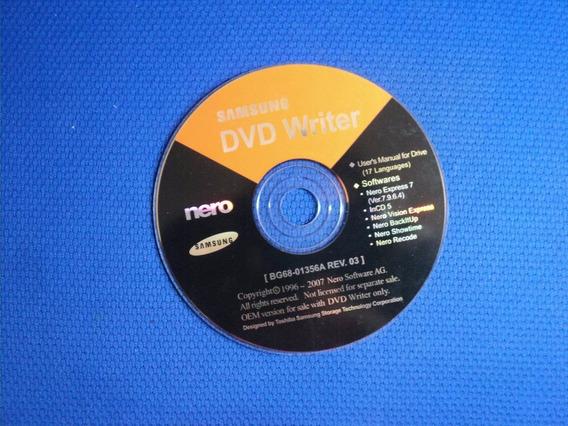 Dvd Original Pc - Samsung Dvd Writer 2007 - So Dvd
