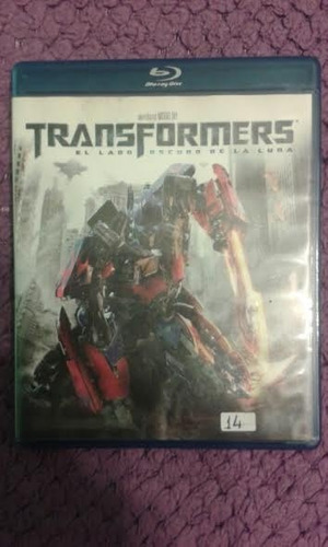 °°°  Película En Bluray  Transformers 3  ¤¤¤ Super!!! °°°