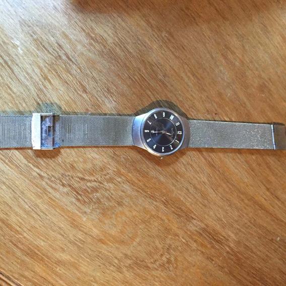 Relógio Skagen Titanium - Ultra Fino