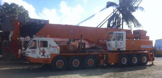 Grua Grove Tm-875 De 80 Tons