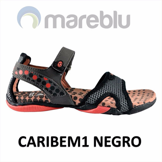 Mareblu Sandalia Bairon Casual Dama - Modelo Caribe