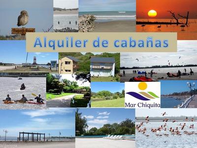 Mar Chiquita Casas En Alquiler