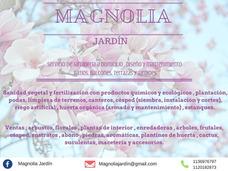Servicio De Jardinería A Domicilio, Diseño Y Mantenimiento.