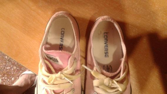 Zapatillas Rosas De Nena