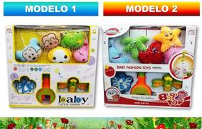 Movil Musical Para Bebe, Corral Y Cuna,juguete Didactico