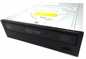 Gravador De Dvd Sata Desktop 24x Modelo Sh-222ab Preto Novo