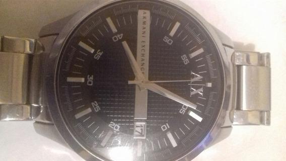 Reloje Armani Aceptó Cambios