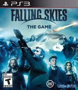 Playstation 3 Falling Skies, Resistance 1 Y 2, 007 Legends