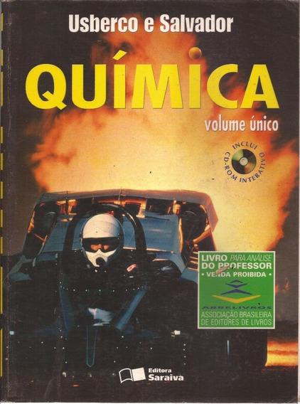 Quimica - Volume Único - João Usberco - Envio P/ Email