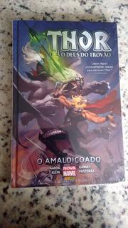 Lacrado - Hq Capa Dura Marvel Thor O Rei Do Trovão O Almadiç