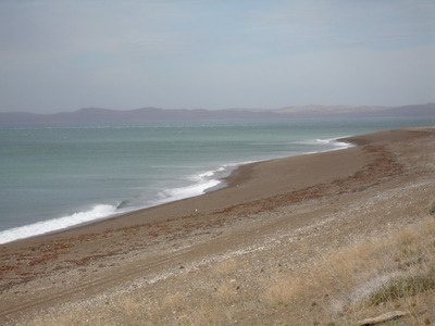 Lote Frente Al Mar En Bahía Camarones - Loteo Islas Blancas