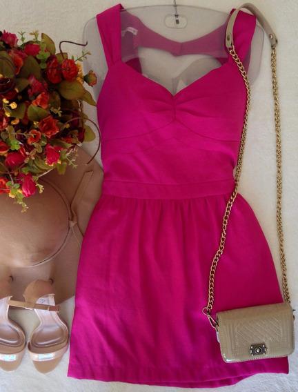 Vestido Rosa Tam P