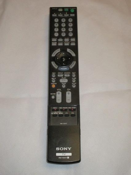 Controle Remoto Para Sony Bravia Klv52w300a E Outras