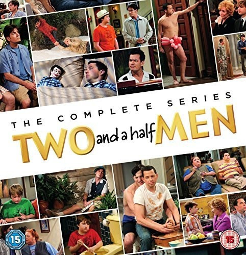 Two And A Half Men (12 Temporadas) 41 Dvd Nuevos Originales