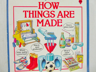 Finding Out About How Things Are Made Usborne Explainers