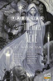 Fábulas As 1001 Noites De Neve Ed. Panini Comics